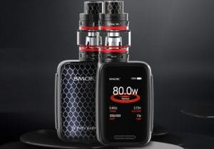 Smok X-Priv Baby 80W Box Mod Kit $17.99 (USA Exclusive)