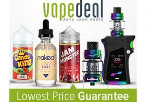 VapeDeal.com: Very Low Hardware & E-Juice Prices - USA Based