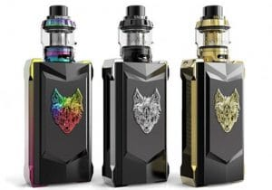 US Store: Snowwolf Mfeng 200W Box Mod Kit $53.99 & Free Shipping