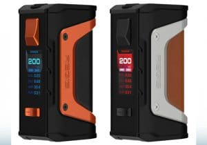 Geekvape Aegis Legend Waterproof 200W Box Mod $44.91 | $46.71 (US Warehouse)