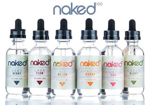 Naked 100 E-Liquids $7 14/60mL (USA Exclusive) - Cheap