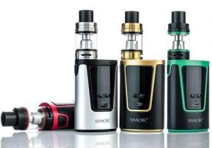 Blowout: Smok G150 150W Box Mod Kit $14.99