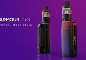 US Store: Vaporesso Armour Pro 100W Box Mod Kit w/ Tank $45.00