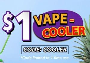 Vape Cooler E-Liquids $1.00