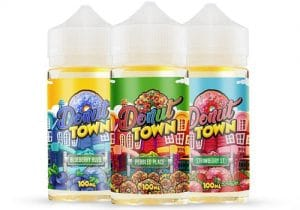 Donut Town 300ML Bundle $15.00