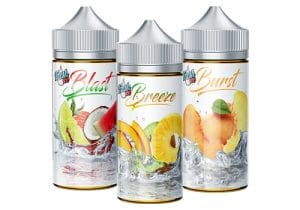 Crazy Blowout Deal: 600ML Fresh 100 E-Liquids For Only $16.79