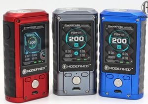 Lost Vape Modefined Draco 200W Box Mod $39.60