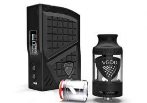 VGOD Pro 200W Box Mod Kit $80.91