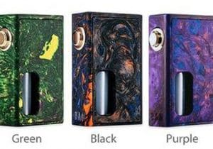 US Store: Wotofo Stentorian RAM Resin Squonk Box Mod $18.00