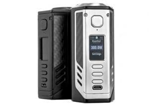 Lost Vape Triade DNA 250C 300W Box Mod $115.99