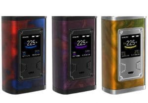 Smok Majesty Resin 225W Box Mod $18.69