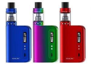Smok Osub King 220W Box Mod Kit w/ Tank $19.79