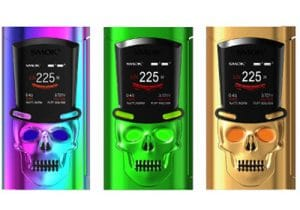 Smok S-Priv 230W Box Mod $19.79