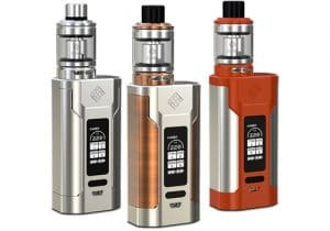 Wismec Predator 228W Box Mod Kit w/ Elabo Tank $13.59 (China) | $15.59 (USA)