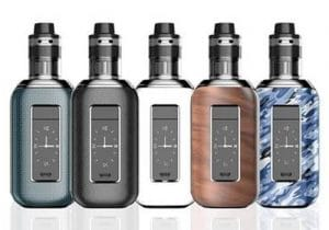 Aspire Skystar 210W Touch Screen Box Mod  $25.42