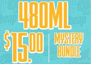 480ML Mystery Juice Bundle $15.00 ($3.13/100ML)