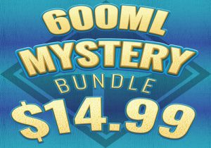 Still Going! 600ML Mystery Juice Bundle $14.99 ($2.50/100mL)