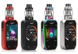 US Store Blowout: Smoant Naboo 225W TC Mod Kit w/ Tank $21.59