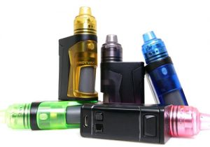 US Store: Vandy Vape Simple EX Squonk Mod Kit $19.99 - Rebuildable/Nic Salt Device