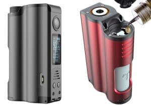Dovpo Topside 90W/10ML Top Fill TC Squonk Mod $46.64 (China) | $53.63 & FS (US)