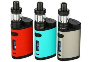 Eleaf Istick Pico Dual 200W TC Mod Kit with Melo III Tank $11.70 (USA)