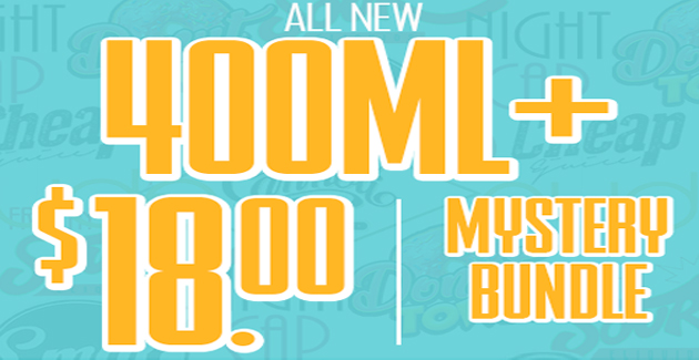 100ML Mystery Juice Bundle $8 99 - Cheap Vaping Deals
