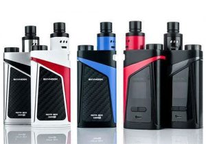 Smok Skyhook 220W RDTA Box Mod Kit $15.88