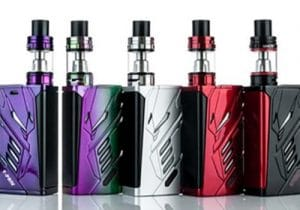 US Store Blowout: Smok T-Priv 220W Box Mod Kit w/ Tank $34.99