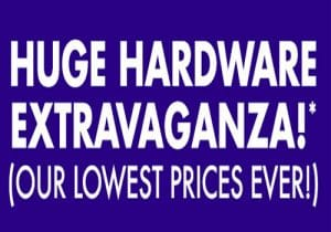 Extended: VapeWild Hardware Blowout Sale