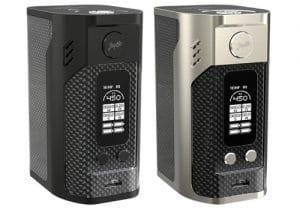 Wismec Reuleaux RX300 300W Quad 18650 TC Box Mod $17.99