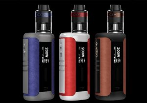 Aspire Speeder Revvo 200W Box Mod Kit $16.00