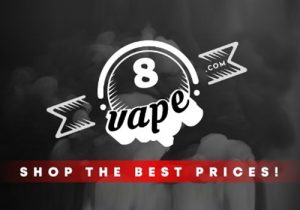 EightVape: 9 Exclusive Coupon Codes | E-Juice & Hardware Clearance