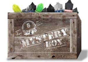 240mL To 360ML Mystery E-Juice Box $9.95