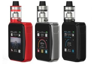 Joyetech Cuboid Pro 200W Touch Screen Box Mod Kit w/ Tank $14.99