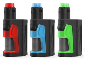 Blowout: Vandy Vape Pulse Dual Squonk Mod Kit 220W $44.40