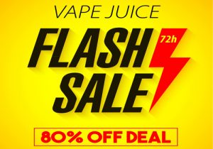 TheSauceLA E-Juice Blowout: $1.99/30ML | 3.99/60ML | $5.99/120ML