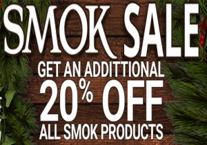 VapeDeal.com: 20% Off Smok Products | 10% Off Sitewide