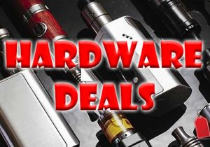 Best Hardware, Mod, Tank & Starter Kit Deals
