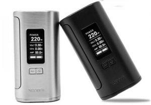 US Store Blowout: VaporFi V-Grip 220W Mod & VaporFi VEX 150W Mod $15.00