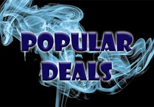 Popular Vape Deals & Coupons