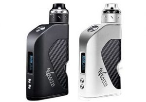 US Store: Council of Vapor Wraith 80W/5mL Squonker RDA Kit $19.99