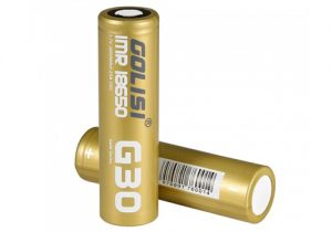 US Store: Golisi 18650 2500mAh Batteries 2 Pack $8.50