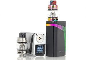 US Store: Smok V-Fin 160W 8000mAh Kit w/ TFV12 Big Baby Tank $28.12