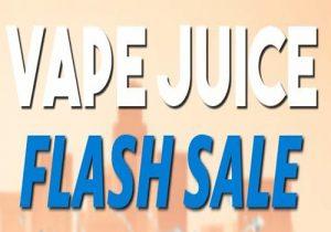 TheSauceLA E-Juice 75% Off Blowout: $2.50/30ML | 5.00/60ML | $7.50/120ML