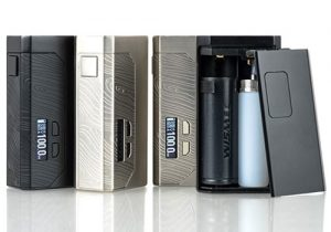 Wismec Luxotic MF 100W Squonk/Standard Mod $9.95