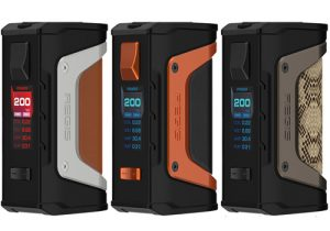 Geekvape Aegis Legend Waterproof 200W Mod $39.99 | Kit $47.56