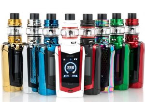 Smok Species 230W Touchscreen Mod Kit w/ Tank $19.99 (USA)