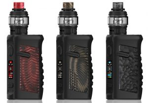 US Store Exclusive: Vandy Vape Jackaroo 100W Waterproof/Resin Mod Kit $57.00
