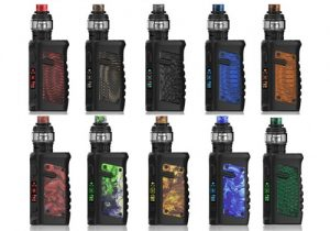 $20 Off Vandy Vape JACKAROO Kit 100W Waterproof Vape Kit
