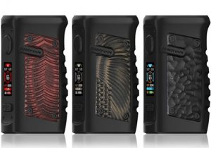 Vandy Vape Jackaroo 100W Waterproof Mod $39.76 | Kit $49.76
